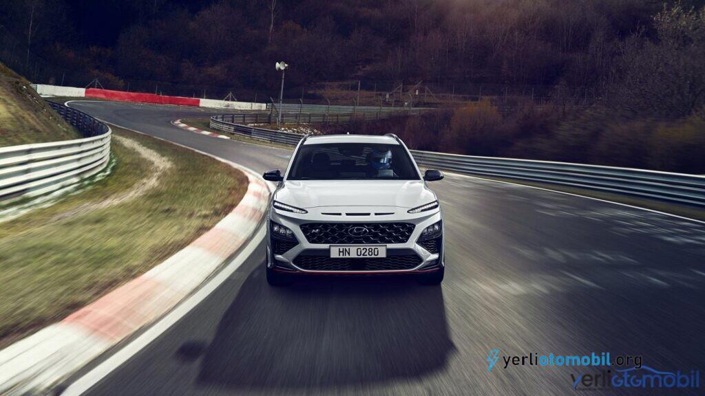 Hyundai Kona N nihayet göründü