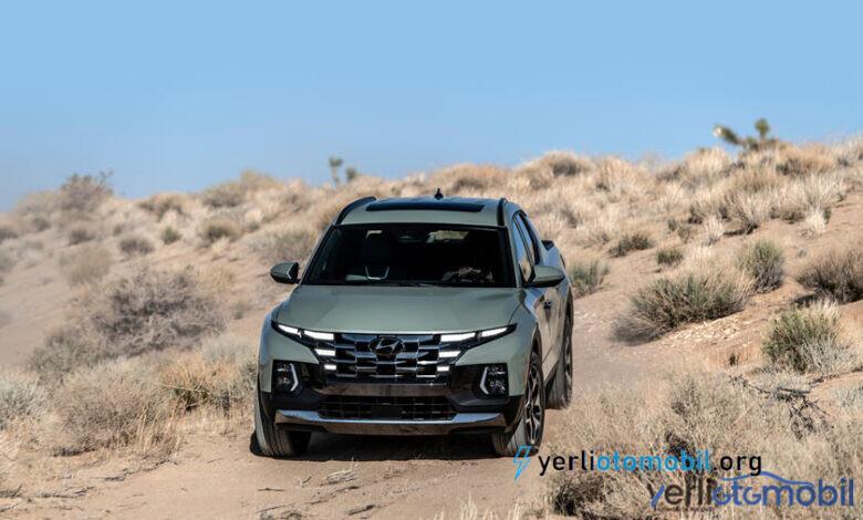 Hyundai Santa Cruz Keskin Stil ve Sağlam Performansla Ortaya Çıktı