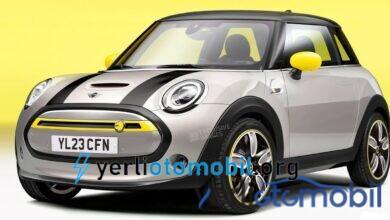 2023 Elektrikli Mini Hatch karda görüntülendi!