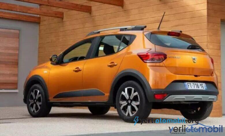 2021 Dacia Sandero Stepway Güvenlik Testi Sonuçları