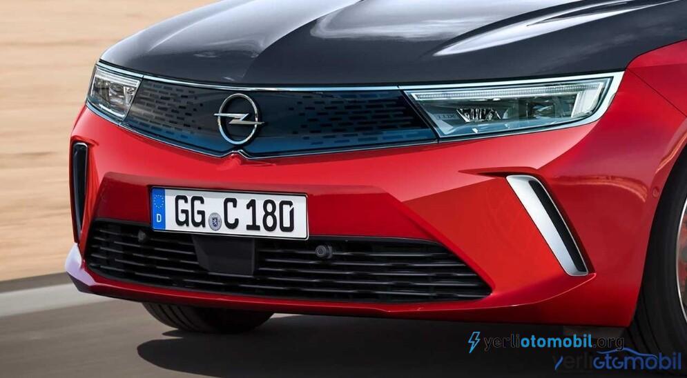 2021 Opel Astra Motor Seçenekleri Açıklandı