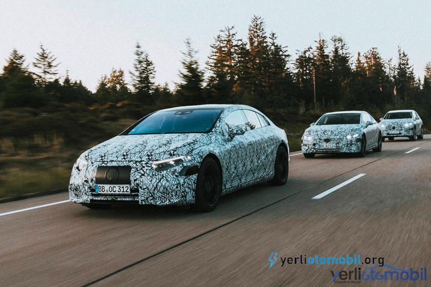 Mercedes Beklenenden Daha Kısa Sürede Elektriğe Geçecek!