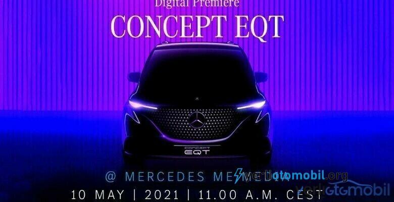 Mercedes-Benz EQT nedir