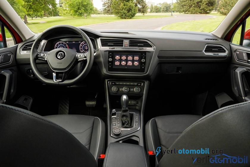 Volkswagen Tiguan Harika Bir Konseptini Çıkardı!