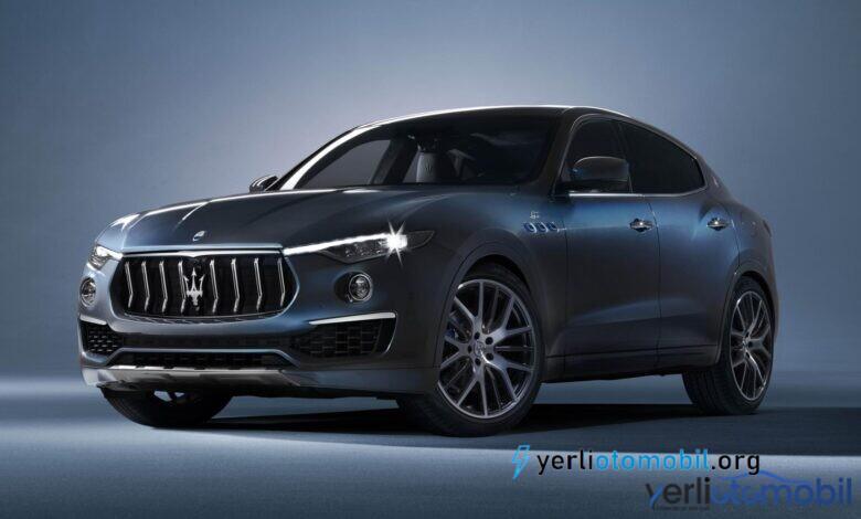 Yeni Maserati Levante Hibrit ile tanışın