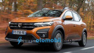 2021 Dacia Duster Türkiye fiyatı