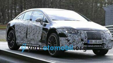 2021 Mercedes-AMG EQS 63 Özellikleri
