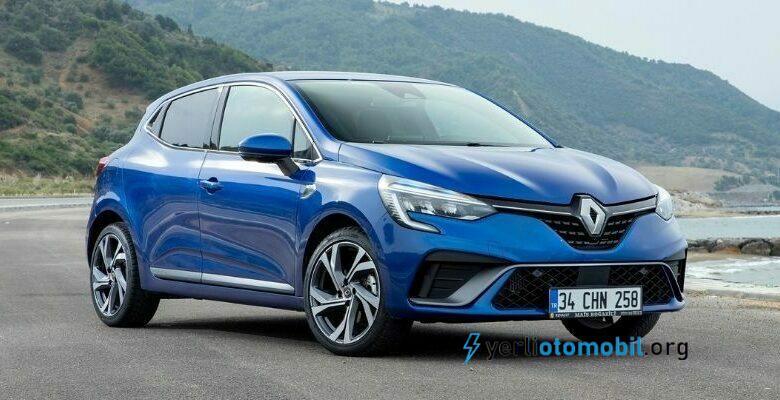2021 Renault Clio Mayıs Fiyatları