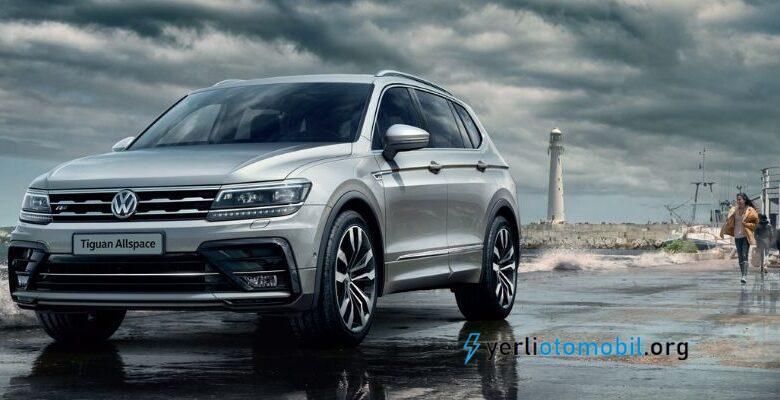 2021 Volkswagen Tiguan Allspacegörseli