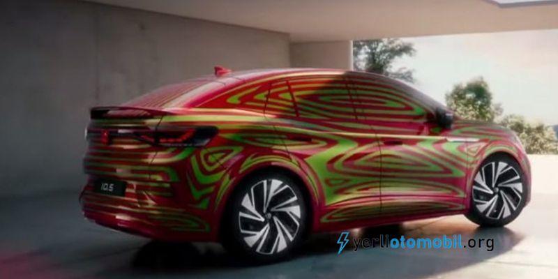 2022 Volkswagen ID.5 GTX özellikleri
