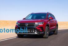 2022 Volkswagen Taos, Sınıfının En İyisi seçildi