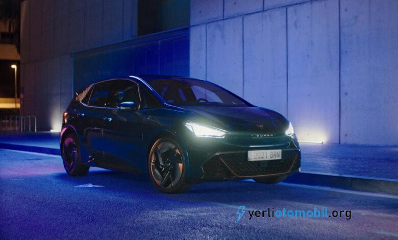 Cupra Born EV Modeli önümüzdeki hafta üretim bandında olacak