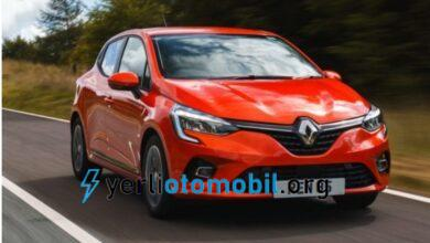 2021 Renault Clio Fiyatları Arttı!