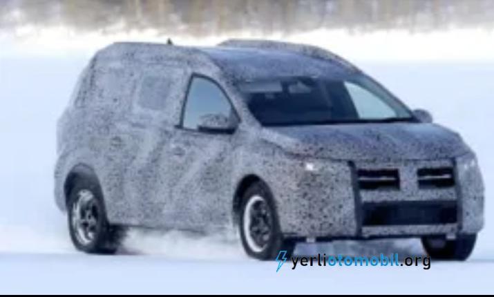 Yedi koltuklu Dacia SUV modeli görüntülendi