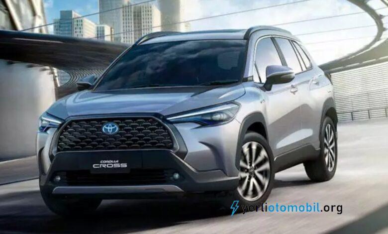 2021 Toyota Corolla Cross Görselleri Sızdı!
