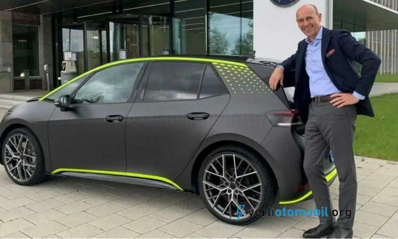 Volkswagen ID.X konsept modeli tanıtıldı!