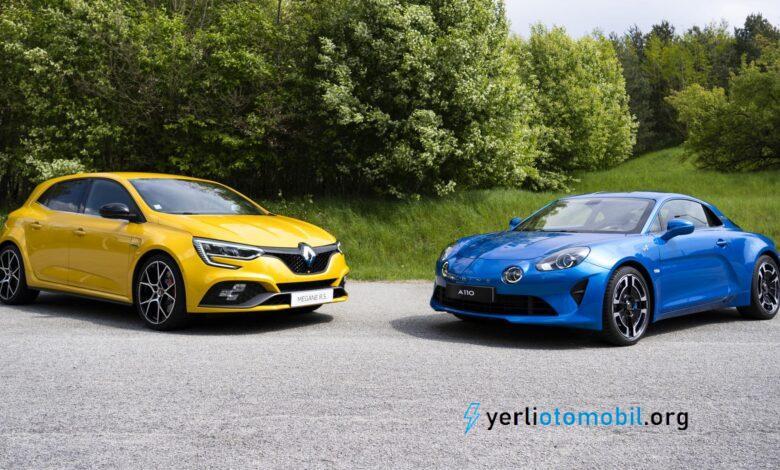 Renault Sport ismini Alpine olarak değiştirdi