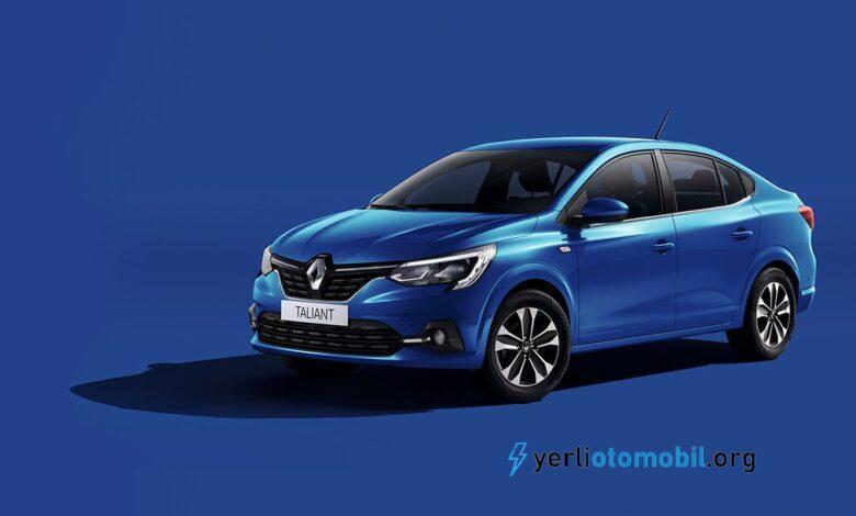 Renault Taliant ne zaman gelecek? Hangi Segment?