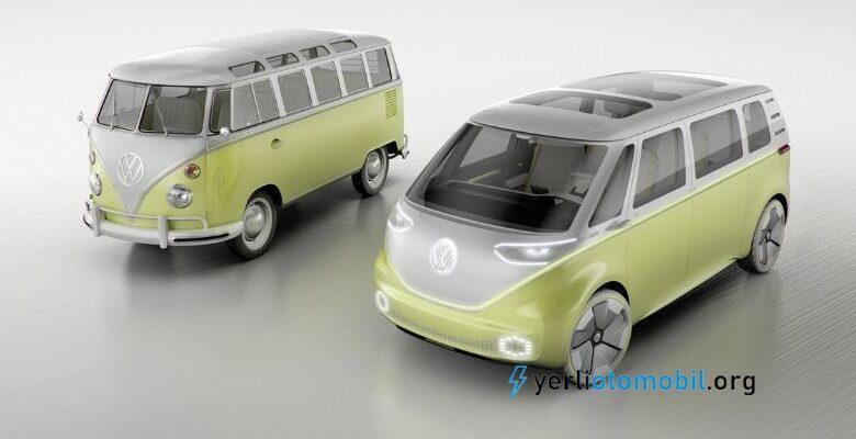 Volkswagen ID.Buzz otonom sürüş