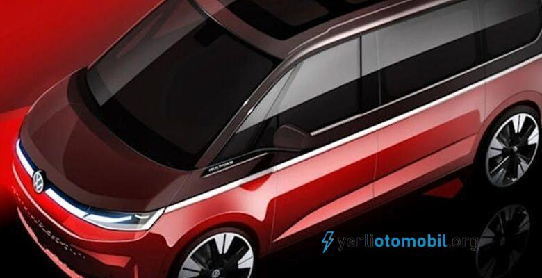 Volkswagen T7 Van Görüntüleri ve Özellikleri