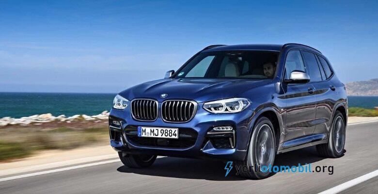Yeni BMW X3 tasarımı