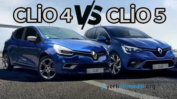 Renault Clio 4 modeline veda Clio 5'e merhaba!