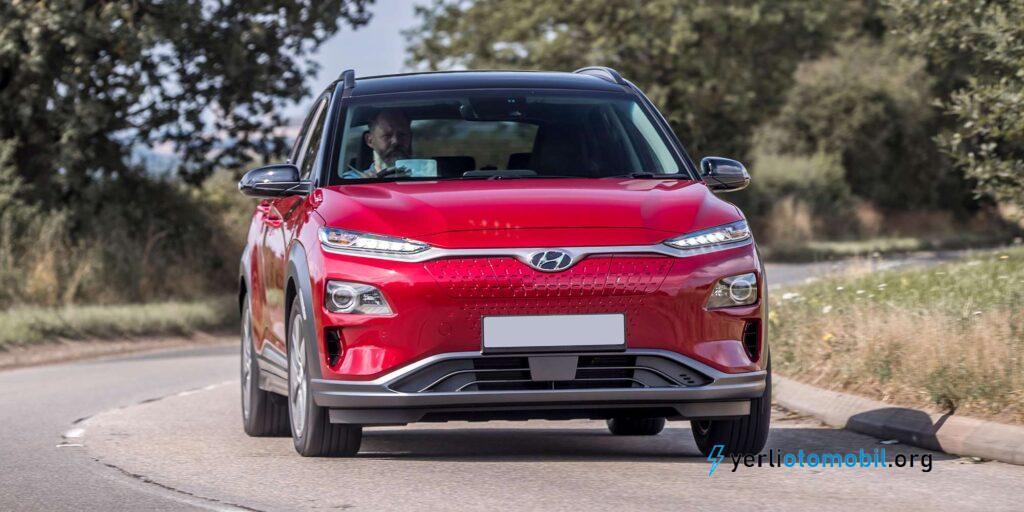 5. Hyundai Kona Elektrik
