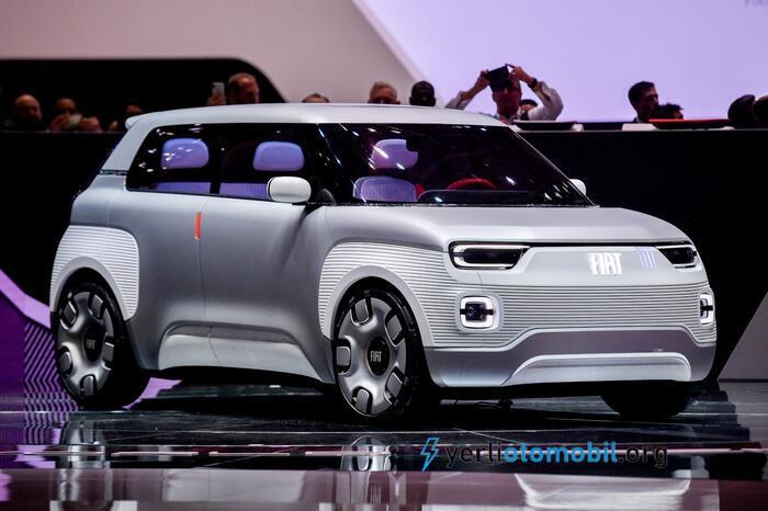 Fiat 2030'a Kadar Sadece Elektrikli Otomobil Satma Sözü Verdi