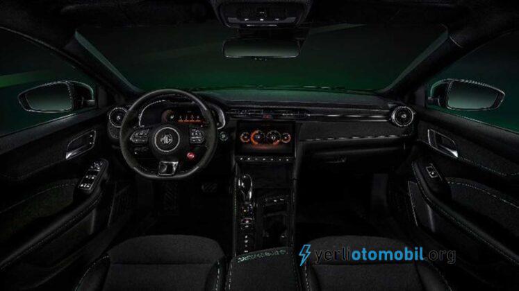 MG6 XPower Özellikleri, Motor seçenekleri ve tasarım detayları