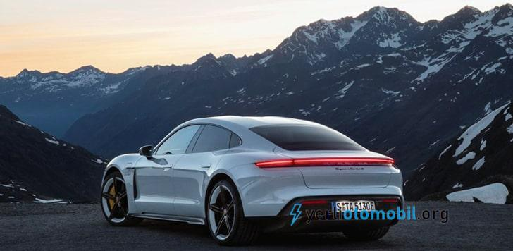Porsche Taycan incelemesi