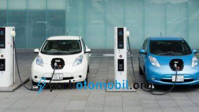 Türkiye'de Elektrikli Otomobil Sayısı Hızlı Artıyor!