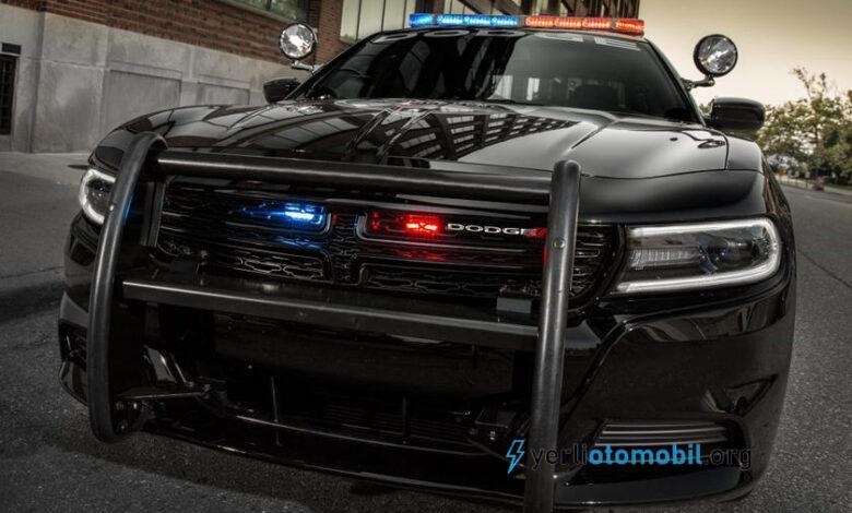 Dodge Charger Polis Arabaları Avustralya'ya Gidiyor