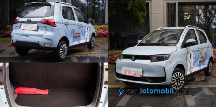 Dünyanın En Ucuz Elektrikli Arabası Lingbao Coco Satışa Çıktı!