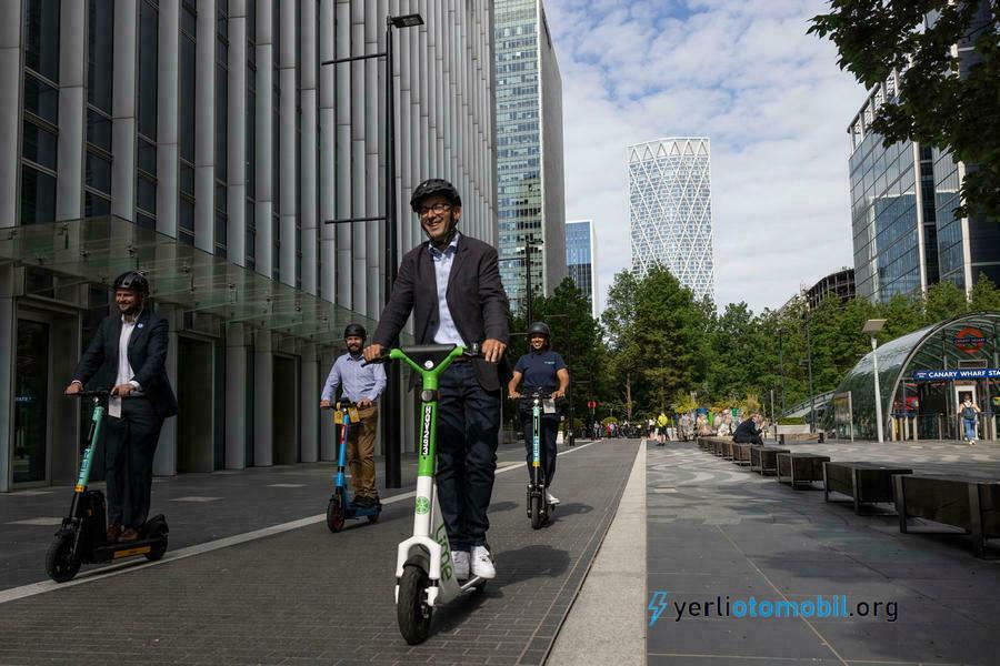 Bir tane E-scooter satın almak için 10 neden sıraladık? Neden e-scooter almalıyım diye düşünüyorsanız eğer bu yazımız tam da size göre; Bir e-scooter almalı mıyım?