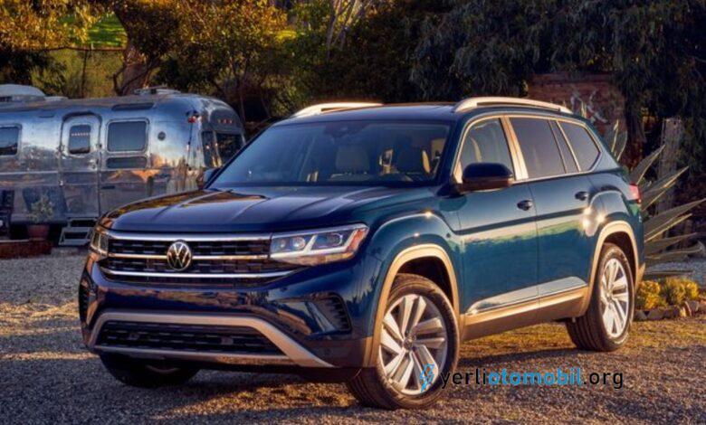 Elektrikli SUV Volkswagen ID.8 Tanıtımı Yakında