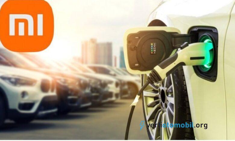 Xiaomi Elektrikli Otomobil için somut adımlar atıyor!