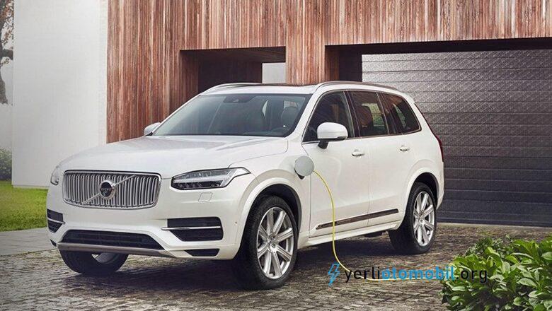Volvo elektrikli otomobillerinde isimler kullanacak!