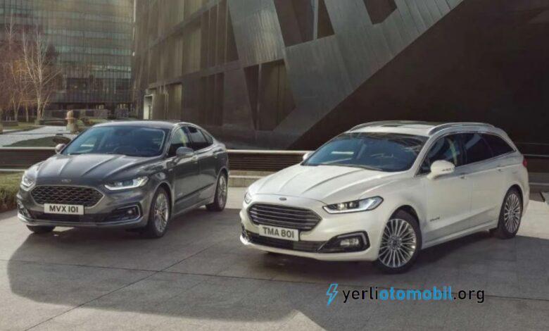 2021 Ford Mondeo Fiyatı dudak uçuklatıyor!
