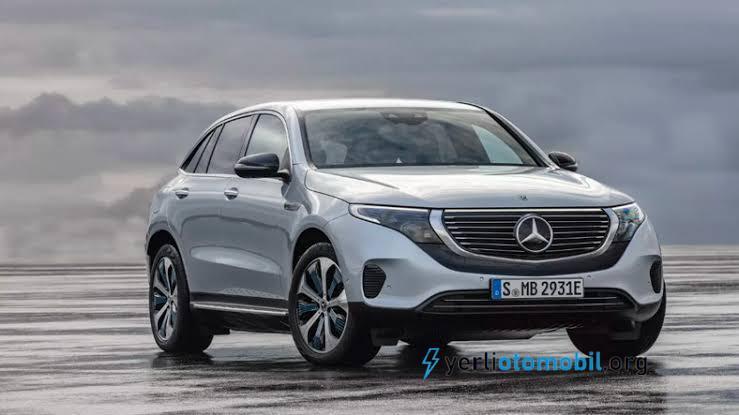 Mercedes 2030 yılında tamamen elektrikli araç üretecek!
