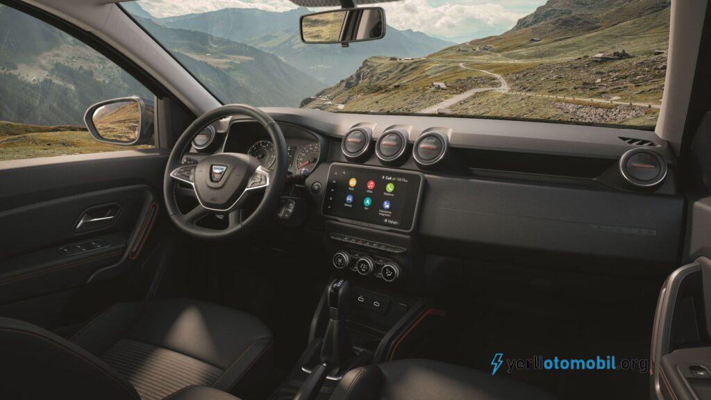 2022 Dacia Duster Extreme sınırlı üretim ile geliyor!