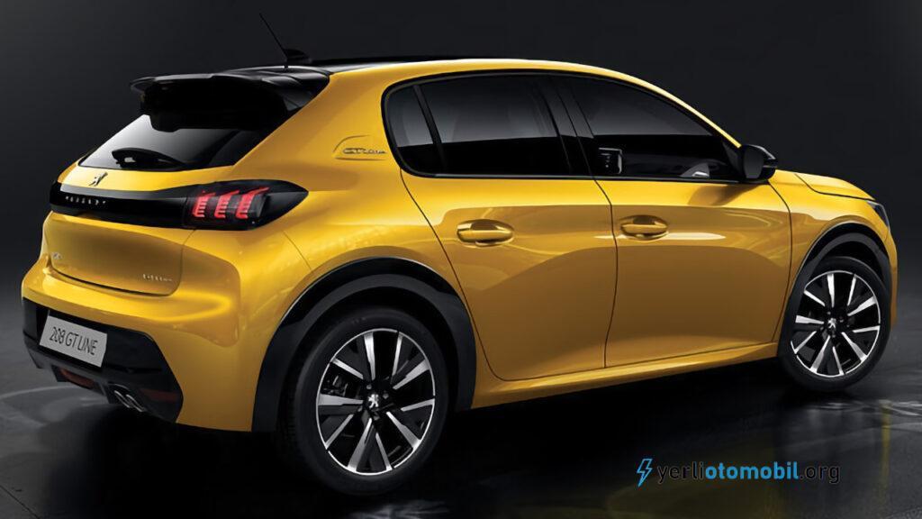 2021 Peugeot 208 ÖTV indirimi 50 Bin TL! Talep artıyor!