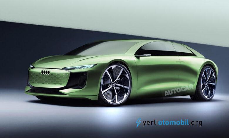 Audi Grand Sphere konsepti