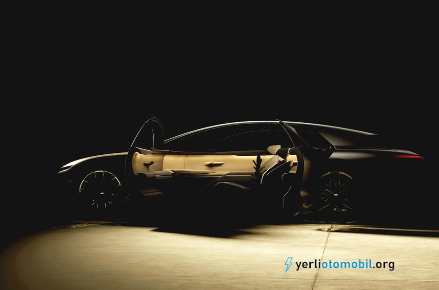 Audi Grand Sphere konsepti 2 Eylül'de tanıtılacak! Audi, 2024 yılında firmanın yeni amiral gemisi olarak gelecek olan yüksek teknolojili Project Artemis elektrikli otomobilinin