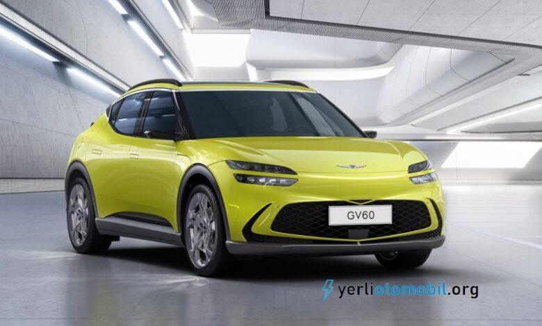 Elektrikli SUV 2021 Genesis GV60 Tanıtımı Yapıldı!