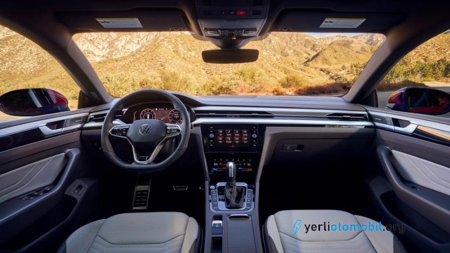 2022 Volkswagen Arteon daha güçlü geliyor!