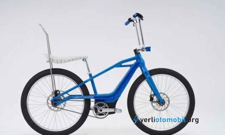 Harley Davidson sadece bir adet elektrikli bisiklet üretecek!