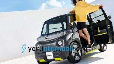 2021 Opel Rocks-e Tanıtıldı