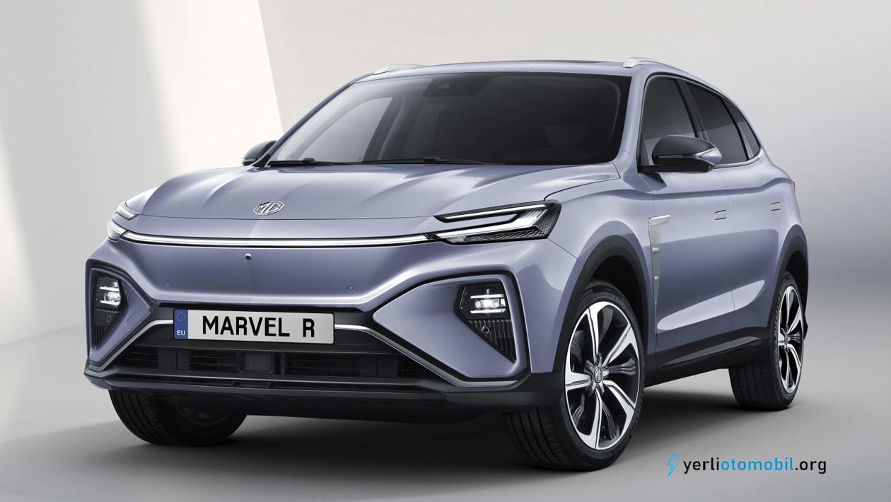 MG Marvel R Elektrikli Otomobil Özellikleri