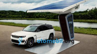 Tamamen Elektrikli ilk Jeep Modeli 2023 yılında geliyor