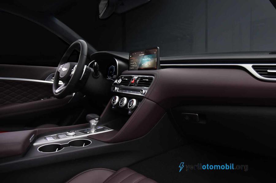 Yeni Genesis G70 önümüzdeki ay İngiltere'de satışa çıkıyor!